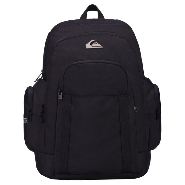 Quiksilver 1969 Special Black 17-inch Laptop Day Pack Backpack