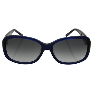 Kate Spade Annika/S 0X00 - Navy by Kate Spade for Women - 56-15-130 mm Sunglasses