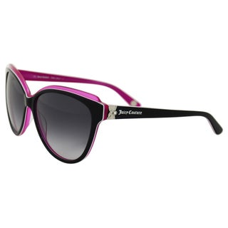 Juicy Couture JU 575/S 0FL8 Y7 - Black Floral Pink by Juicy Couture for Women - 58-15-135 mm Sunglasses