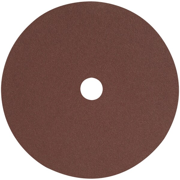 "DeWalt DARB1G0625 4.5"" 60 Grit High Performance Aluminum Oxide Fiber Disc"