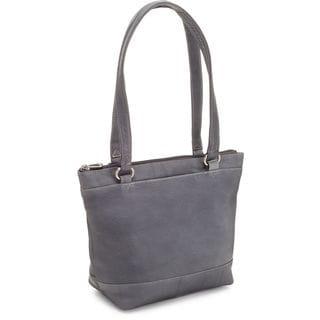 Le Donne Leather Flora Tote Bag