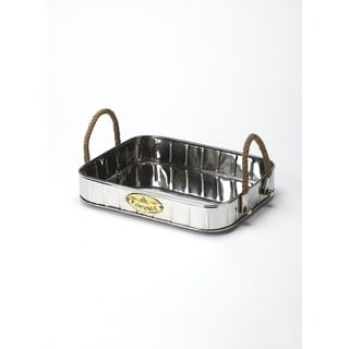 Butler Stainless Steel Serving Tray