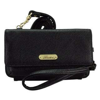 Buxton Mini Crossbody Wallet