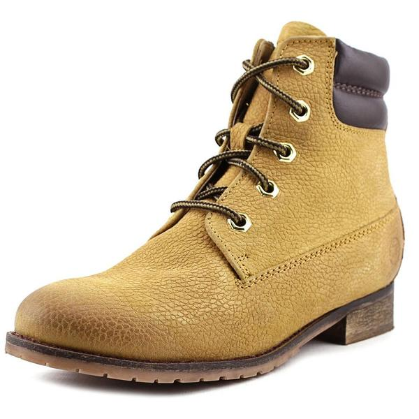 Bronx Women's Mixer Up Tan Leather Boots
