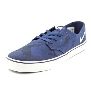 Nike Men's Braata LR NF Blue Canvas Athletic Shoe