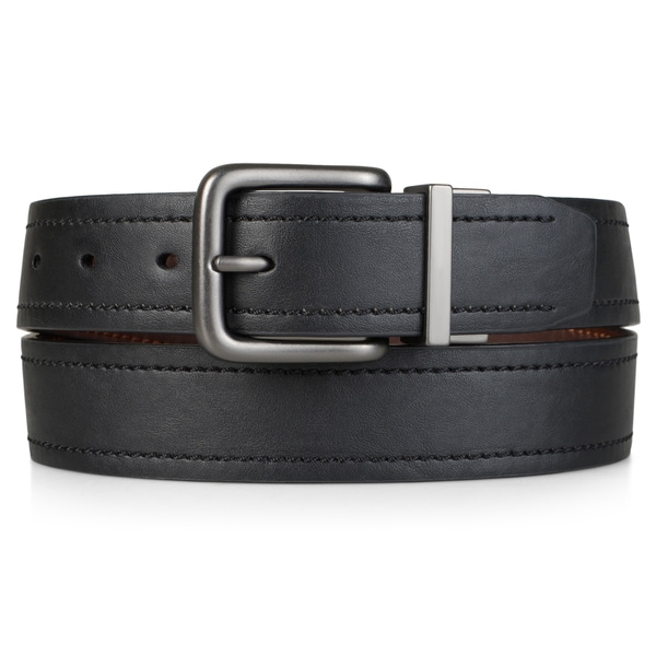 Levis Mens Reversible Faux Leather 35 mm Belt