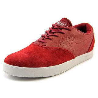 Nike Men's Eric Koston 2 Premium Red Leather Athletic