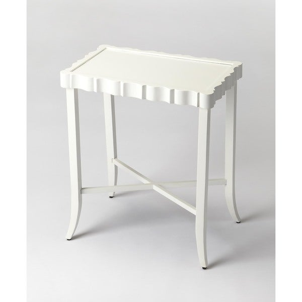 Butler Devon Cottage White Tea Table