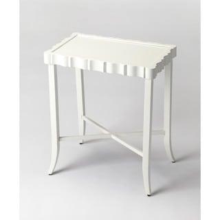 Butler Devon Cottage White Tea Table