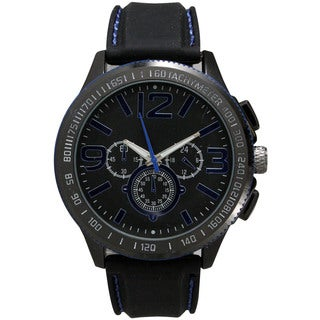 Olivia Pratt Men's Stylish 3-dial Watch