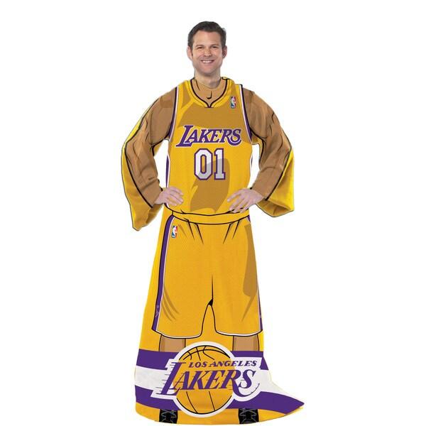 NBA 024 Lakers Uniform Comfy Throw 19350899
