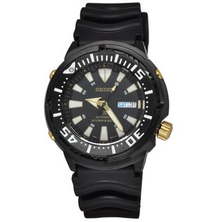 Seiko Men's SRP641K1 Prospex Black Watch