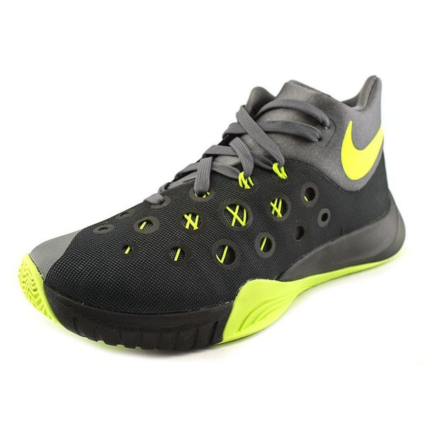 Nike Men's Zoom Hyperquickness 2015 Synthetic Athletic Shoes