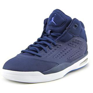 Men's Jordan New School Leather Athletic Shoes