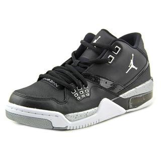 Jordan Boys' Flight 23 Leather Athletic Shoes
