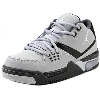 Jordan Boy's Flight 23 Leather Athletic Shoes