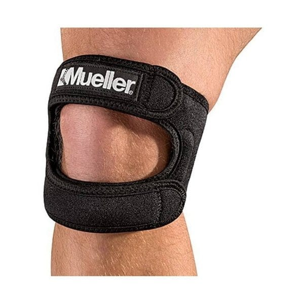 Mueller Small/Medium Maximum Strength Black Knee Support