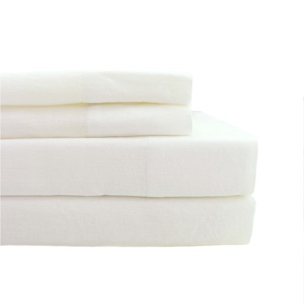 100-percent Linen Sheet Sets