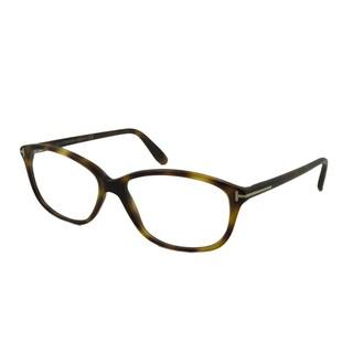 Tom Ford Women's TF5316 Rectangular Reading Glasses