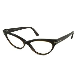 Tom Ford Women's TF5317 Cat-Eye Reading Glasses