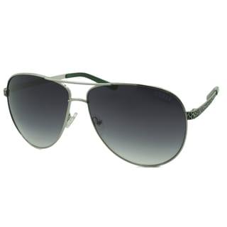 Guess Women's GU7370 Aviator Sunglasses