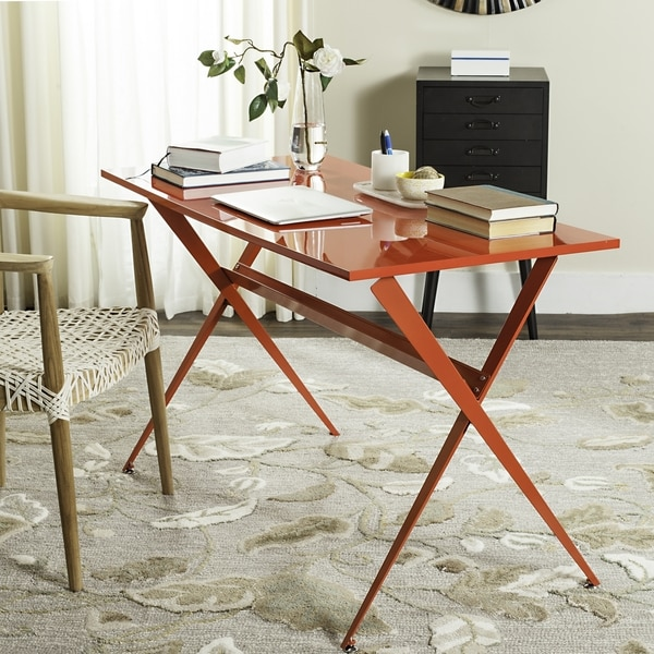 Safavieh Chapman Red Desk