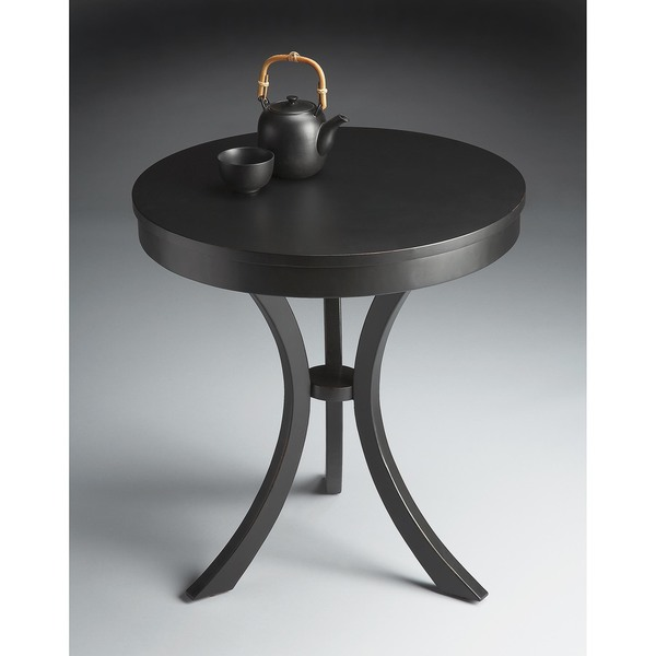 Butler Gerard Black Licorice Side Table