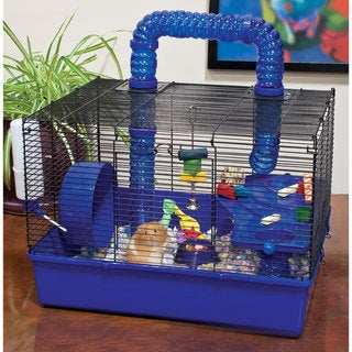 Ware Tube Time 20-inch Hamster Cage