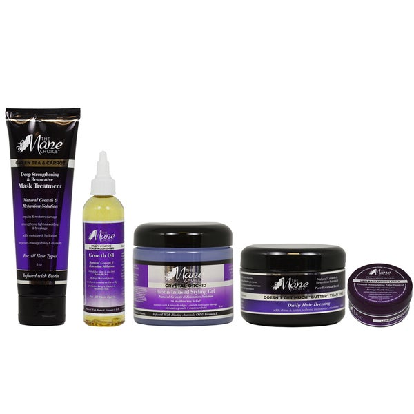 The Mane Choice 5-piece Haircare Set