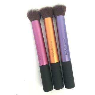Sheer Shine Buffing Brush 3-piece Set
