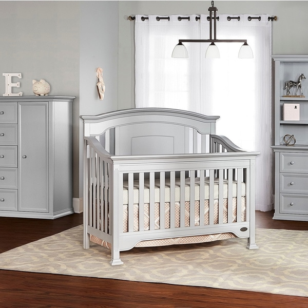 Evolur Sawyer 5-in-1 Convertible Crib