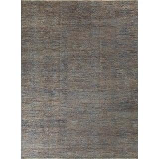 Kyne Blue Turkish Knotted Rug (10'3 x 14'3)