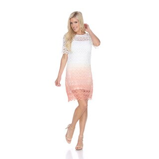 White Mark Women's Aria Dress