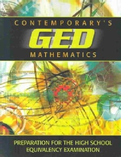 Contemporary's Ged Mathematics (Paperback)