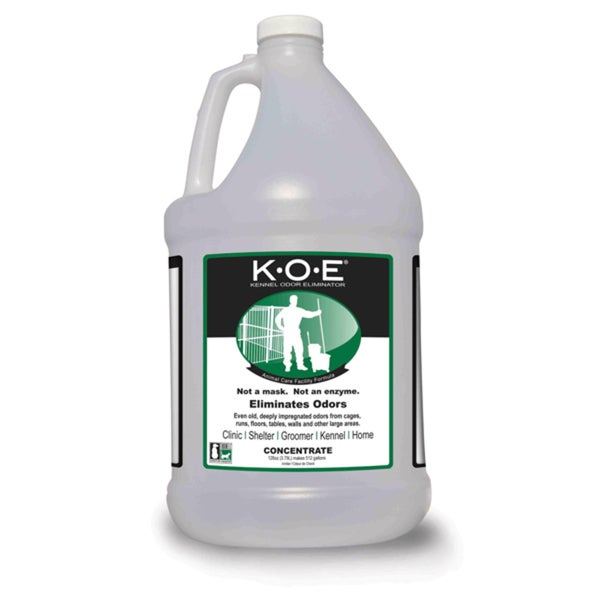 K-O-E Kennel Odor Eliminator