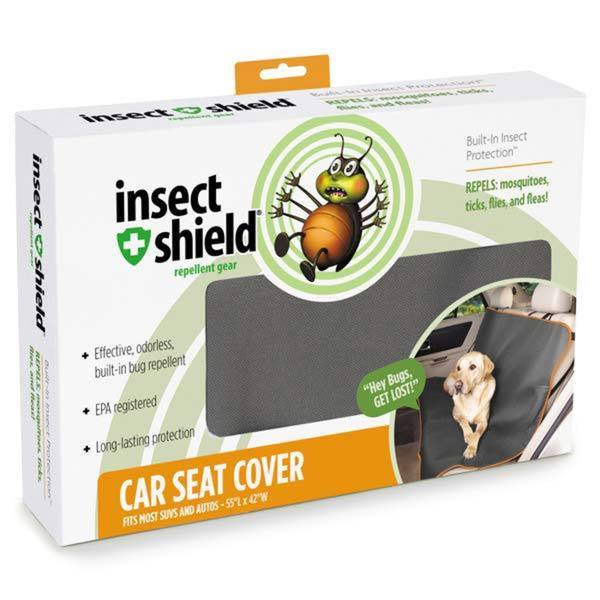 Insect Shield Car Seat Covers