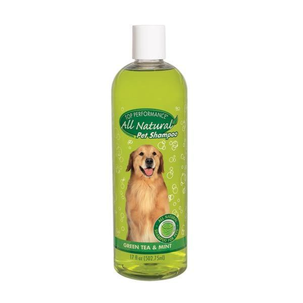 Top Performance Green Tea and Mint Shampoo