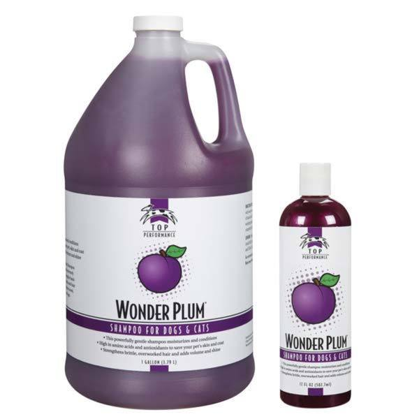 Top Performance Wonder Plum Dog & Cat Shampoo