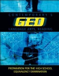 Contemporary's Ged Language Arts, Reading (Paperback)