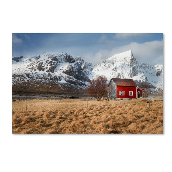 Philippe Sainte-Laudy 'Believe It When You See It' Canvas Art