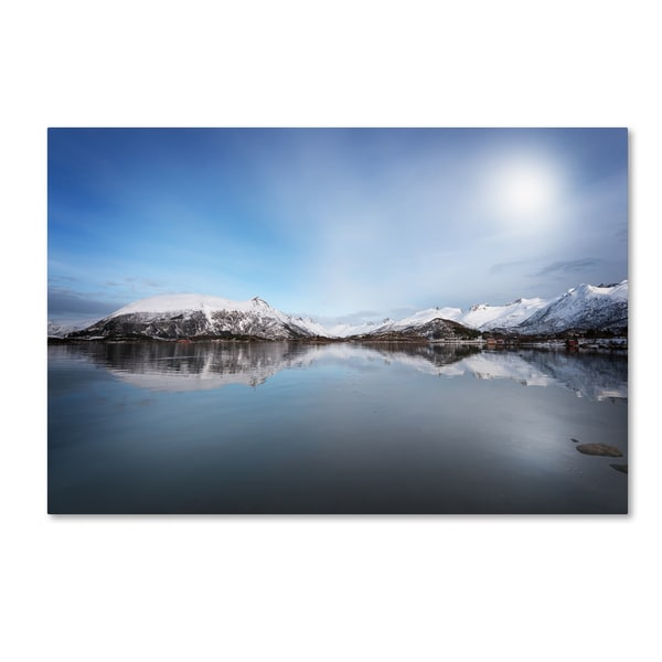 Philippe Sainte-Laudy 'I feel like...' Canvas Art