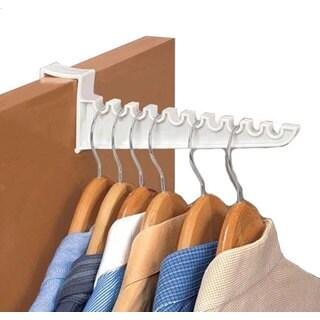 Dependable 9-inch Laundry Over-the-door Hook (Set of 2)