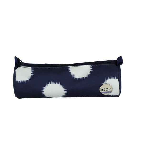 Roxy Charm School Multicolored Ikat Dots Pencil Case