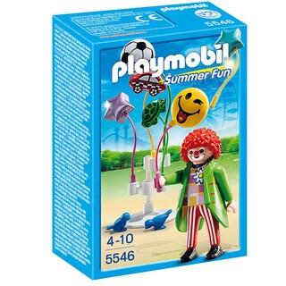 Playmobil 5546 Summer Fun Kids 4-10 Balloon Seller