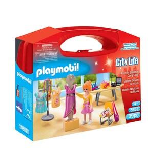 Playmobil City Life Boutique Carry Case