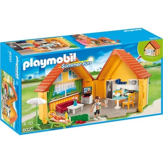 Playmobil Summer Fun Country House 6020 Playset