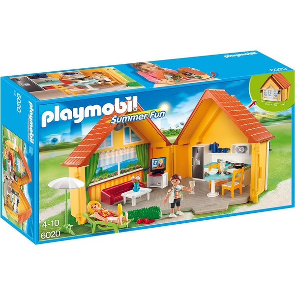 Playmobil Summer Fun Country House 6020 Playset 19380106