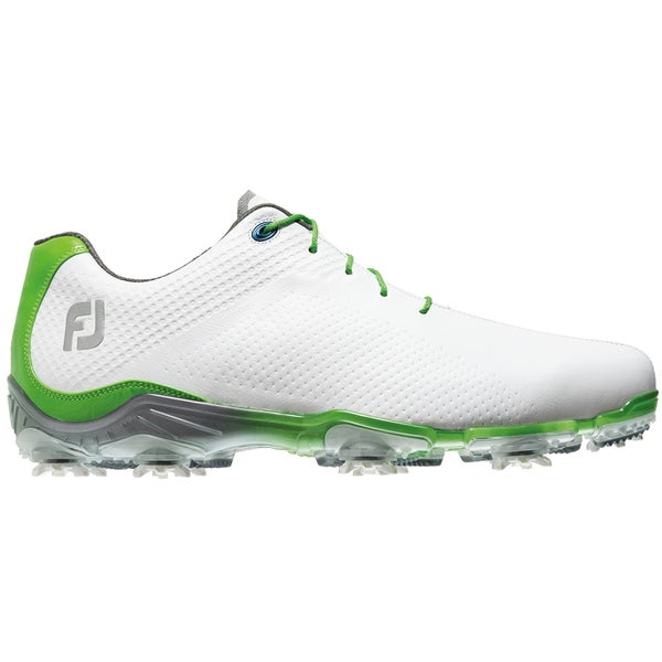 FootJoy DNA Golf Shoes 53418 2014 White/Lime