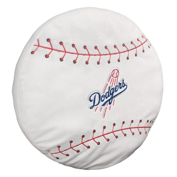 The Northwest Company MLB 199 Dodgers 3D Sports Pillow 19380589