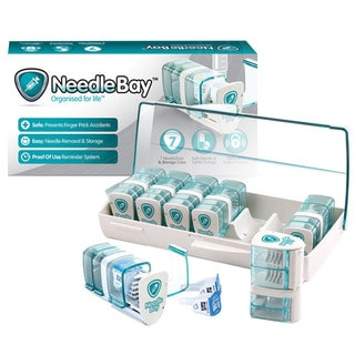 NeedleBay System 7 Diabetes Medication System
